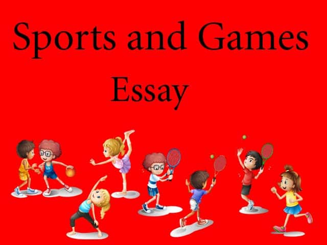 Sports and Games Essay
