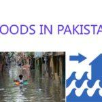 FLOODS IN PAKISTAN